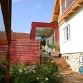 Foto 009 - Wintergarten und Terrasse, Kirchberger Holzbau