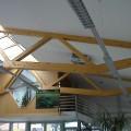 Foto DSC00001 - Ausstellungshalle, Kirchberger Holzbau