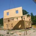 Foto IMG_5185 - Passivhaus mit Nebengebäude, Kirchberger Holzbau