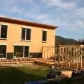 Foto IMG_5595 - Passivhaus mit Nebengebäude, Kirchberger Holzbau