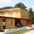 Foto IMG_6096 - Passivhaus mit Nebengebäude, Kirchberger Holzbau