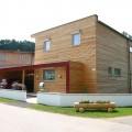 Foto IMG_6114 - Passivhaus mit Nebengebäude, Kirchberger Holzbau