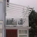 Foto Payerbach-20130222-00126 - Überdachung einer Terrasse, Kirchberger Holzbau