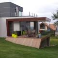 Foto IMG_20140710_193229 - Terrassenüberdachung, Kirchberger Holzbau