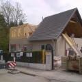 Foto Mollik3 - Obergeschoß aus Holz, Kirchberger Holzbau