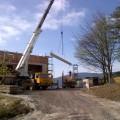Foto RW2 - Pultdach aus Fertigteilen, Kirchberger Holzbau