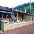Foto IMG_6991 - Neugestaltung der Tennisterrasse, Kirchberger Holzbau