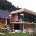 Foto Dissauer_halbfertig - Wohnhauszubau, Kirchberger Holzbau