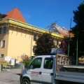 Foto IMG_20140811_094632 - Aufstockung der VS Steinfeld in Neunkirchen, Kirchberger Holzbau