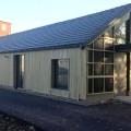 Foto IMG_20151104_081545 - Bürogebäude samt Garage, Kirchberger Holzbau