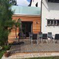 Foto IMG_2084 - Wohnhauszubau und Terrasse, Kirchberger Holzbau