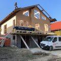 Foto IMG_0294 - ERRICHTUNG EINES WOHNHAUSES, Kirchberger Holzbau